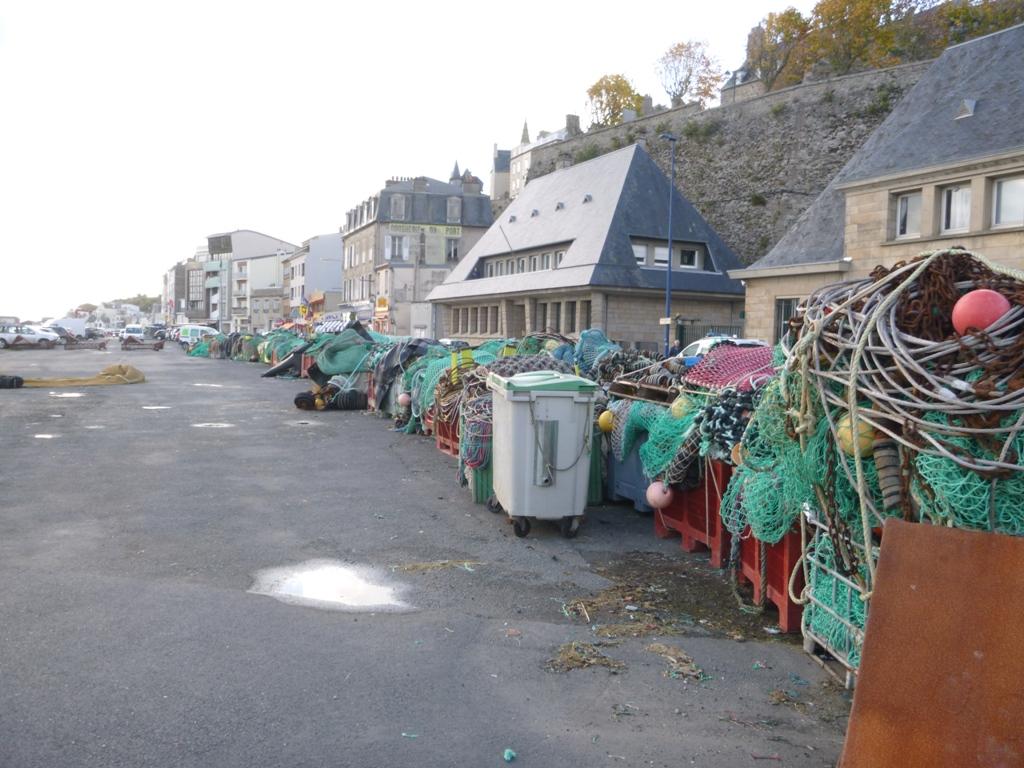 SEAPLAST en Normandie : première étape terminée sur le recyclage des déchets de la pêche et de la conchyliculture